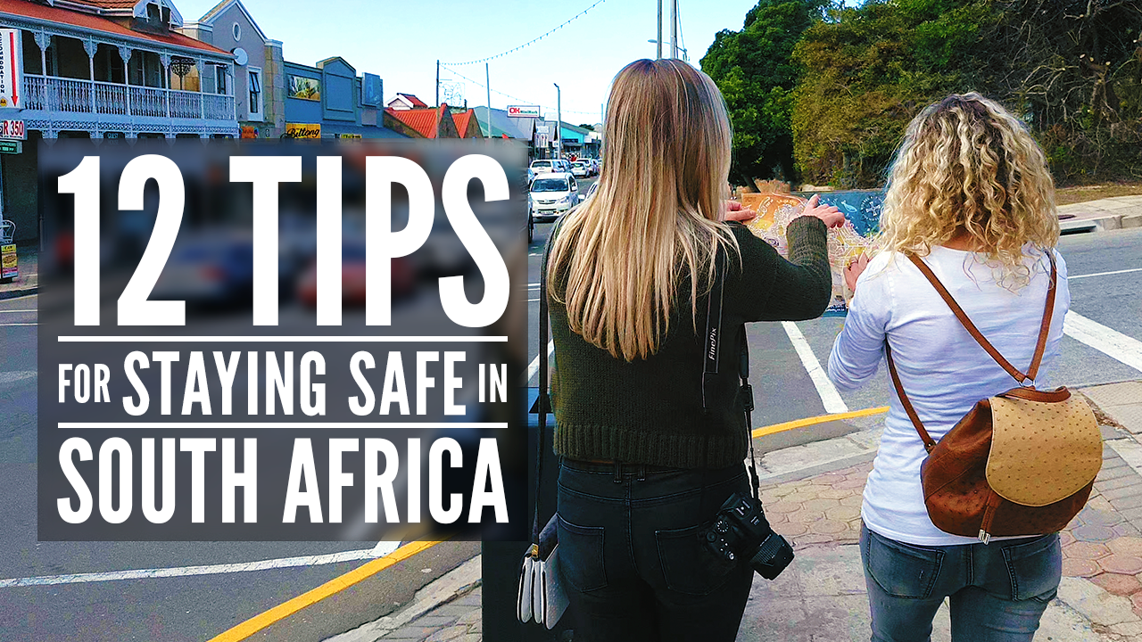 Nick VT - Staying Safe in South Africa